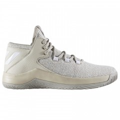 Pánské basketbalové boty adidas Rise Up | BW0496 | Bílá | 42