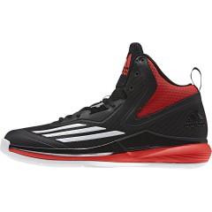 Pánské basketbalové boty adidas Title Run | S84202 | Černá, Červená | 41