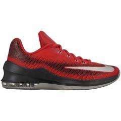 Pánské basketbalové boty Nike AIR MAX INFURIATE LOW | 852457-600 | Červená | 41