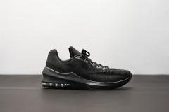 Pánské basketbalové boty Nike AIR MAX INFURIATE LOW | 852457-001 | Černá | 41