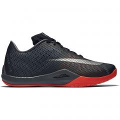 Pánské basketbalové boty Nike HYPERLIVE | 819663-002 | Černá, Červená | 40