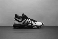 Pánské Basketbalové boty Nike KD TREY 5 V | 897638-010 | Šedá, Černá | 49,5