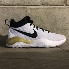 Pánské basketbalové boty Nike ZOOM HYPERREV 2017 | 852422-107 | Bílá | 42,5