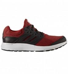 Pánské běžecké boty adidas galaxy 3.1 m | BA7795 | Černá, Červená | 47