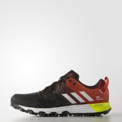 Pánské běžecké boty adidas Performance kanadia 8 tr m   AQ5843   Černá, Červená   40,5