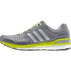 Pánské běžecké boty adidas supernova sequence boost 8 m 40,5 GREY/SILVMT/SYELLO