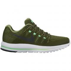 Pánské běžecké boty Nike AIR ZOOM VOMERO 12 42,5 LEGION GREEN/BLACK-PALM GREEN