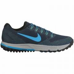 Pánské běžecké boty Nike AIR ZOOM WILDHORSE 3 41 ARMORY NAVY/BLUE LAGOON-LEGION