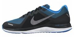 Pánské běžecké boty Nike DUAL FUSION X 2 46 BLACK/MTLC CL GRY-PHT BL-WHITE