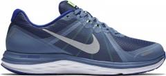 Pánské běžecké boty Nike DUAL FUSION X 2 45 OCN FG/MTLLC SLVR-CNCRD-ELCTRC