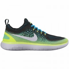 Pánské běžecké boty Nike FREE RN DISTANCE 2 42 CHLORINE BLUE/WHITE-ELECTRO GR