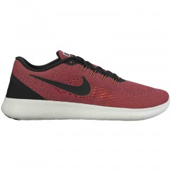 Pánské běžecké boty Nike FREE RN 42 HYPER ORANGE/BLACK-OCEAN FOG-W