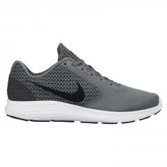 Pánské běžecké boty Nike REVOLUTION 3 | 819300-002 | Šedá | 41