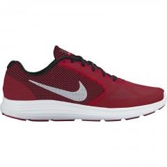 Pánské běžecké boty Nike REVOLUTION 3 | 819300-601 | Červená | 41