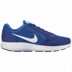 Pánské běžecké boty Nike REVOLUTION 3 | 819300-407 | Modrá | 41