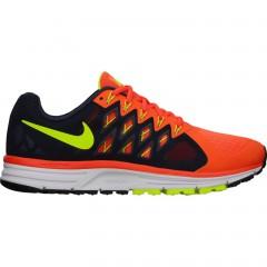 Pánské běžecké boty Nike ZOOM VOMERO 9 | 642195-800 | Černá, Oranžová | 42