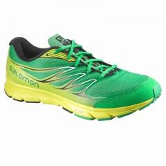 Pánské běžecké boty Salomon SENSE LINK | 376025 | Zelená | 42