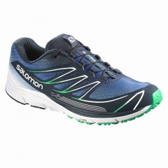 Pánské běžecké boty Salomon SENSE MANTRA 3 | 376618 | Modrá | 42