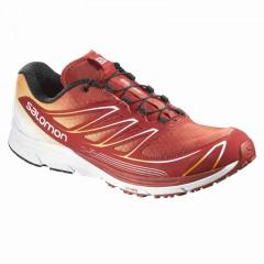 Pánské běžecké boty Salomon SENSE MANTRA 3 | 376628 | Červená | 42