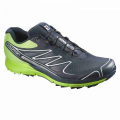 Pánské běžecké boty Salomon SENSE PRO | 375985 | Modrá | 42