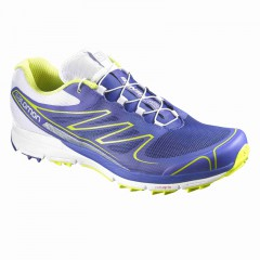 Pánské běžecké boty Salomon SENSE PRO | 375986 | Modrá | 42