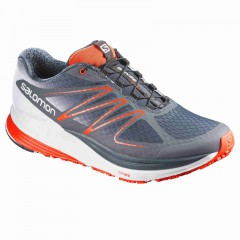 Pánské běžecké boty Salomon SENSE PROPULSE | 372607 | Šedá | 42