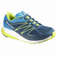 Pánské běžecké boty Salomon SENSE PULSE | 378335 | Modrá | 42