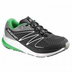 Pánské běžecké boty Salomon SENSE PULSE | 378336 | Černá | 42