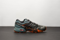 Pánské Běžecké boty Salomon SPEEDCROSS VARIO 2 Bk/North At | 398415 | Černá | 44