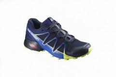 Pánské Běžecké boty Salomon SPEEDCROSS VARIO 2 Navy Blaze/ | 394524 | Modrá | 46
