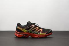 Pánské Běžecké boty Salomon WINGS FLYTE 2 GTXR Bk/FIERY RE | 398482 | Černá | 42