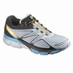 Pánské běžecké boty Salomon X-SCREAM 3D | 371082 | Šedá | 42