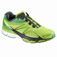 Pánské běžecké boty Salomon X-SCREAM 3D | 378333 | Zelená | 42