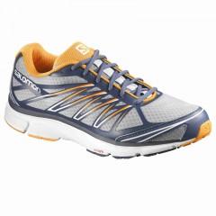 Pánské běžecké boty Salomon X-TOUR 2 | 375981 | Šedá, Modrá | 42