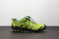 Pánské Běžecké boty Salomon XA PRO 3D Lime Green/Hawaiian | 398506 | Zelená | 48