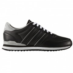 Pánské boty adidas JOGGER CL 41 CBLACK/CBLACK/CLONIX