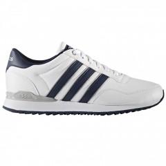 Pánské boty adidas JOGGER CL 41 FTWWHT/CONAVY/MSILVE
