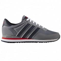 Pánské boty adidas JOGGER CL 42 GREY/CONAVY/SCARLE