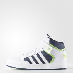 Pánské boty adidas Originals VARIAL MID | B27424 | Bílá, Modrá | 42
