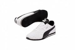 Pánské boty Puma Mexico MU white-black | 356720-03 | 40,5