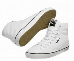 Pánské boty Puma Streetballer Mid white 44