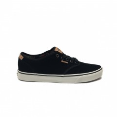Pánské boty Vans M Atwood Deluxe(Suede)Black