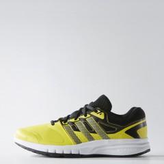 Pánské fitness boty adidas Galaxy Trainer | AF6018 | Černá, Žlutá | 41