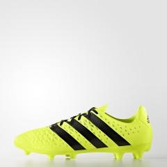 Pánské kopačky adidas ACE 16.3 FG 43 SYELLO/CBLACK/SILVMT