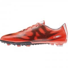 Pánské Kopačky adidas F10 FG | B34859 | Červená | 41