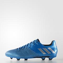 Pánské kopačky adidas MESSI 16.2 FG | AQ3111 | Modrá | 41