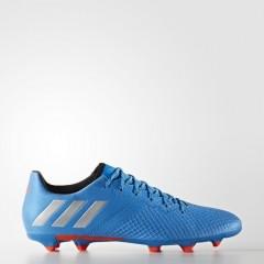 Pánské kopačky adidas MESSI 16.3 FG | S79632 | Modrá | 41