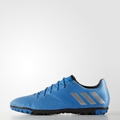 Pánské kopačky adidas MESSI 16.3 TF | S79641 | Modrá | 41