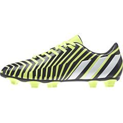 Pánské Kopačky adidas Predito Instinct FG | B35493 | Černá, Žlutá | 41