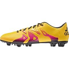 Pánské kopačky adidas X 15.3 FG/AG | S74632 | Oranžová | 42